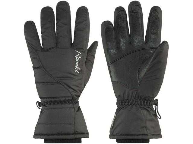 Roeckl Cervino GTX Ski Handschuhe Damen schwarz